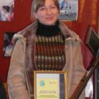 Л.Некрасова - переможець номінації Соціальна журналістика