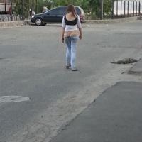Вот такие девушки в Полтаве :)